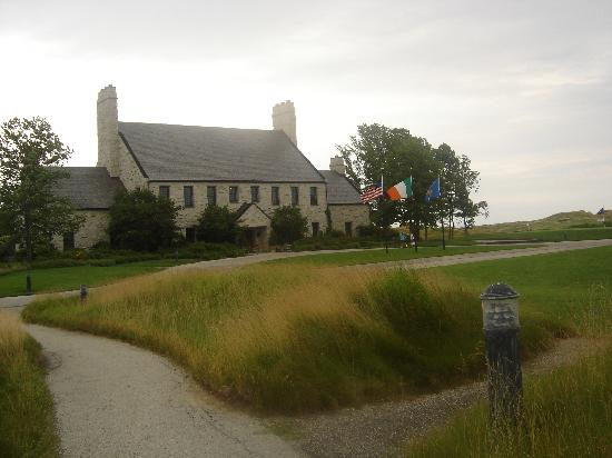The American Club Whistling Straits Clubhouse
