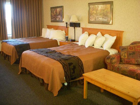 Kelly Inn and Suites Mitchell: room 208
