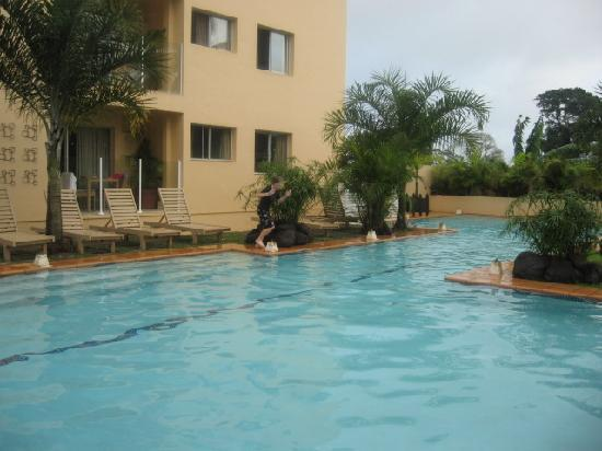 Coconut Palms Resort : pool
