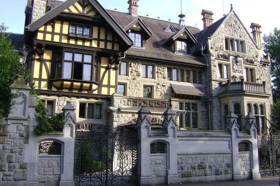 Zürich, Sveits: Zurich Villa Egli