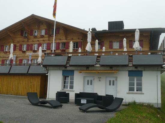 Berghaus Bort : L'hôtel-restautant / The hotel-restaurant