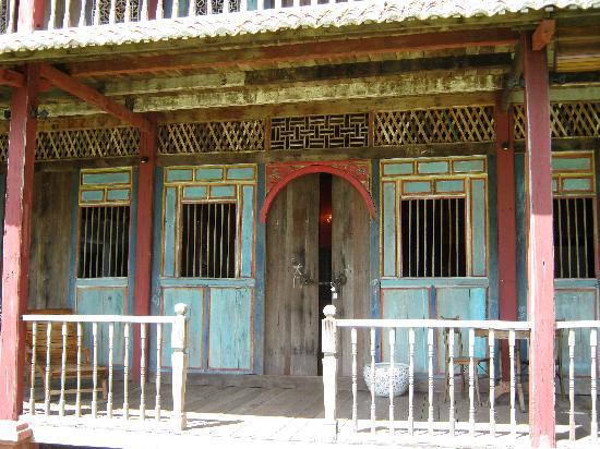Temple Tree at Bon Ton: One of the villas