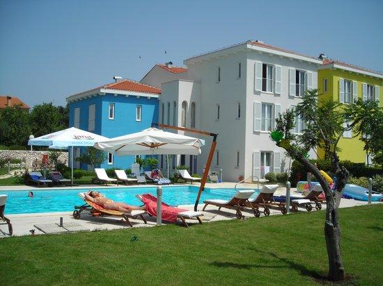 Hotel Manora: La piscina dell'albergo