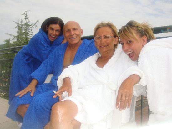 Hotel Del Buono Centro Benessere: relax dopo massaggio