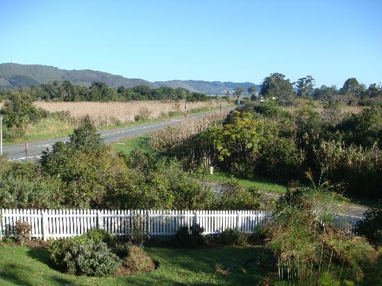Lavender Hill Guest House: views