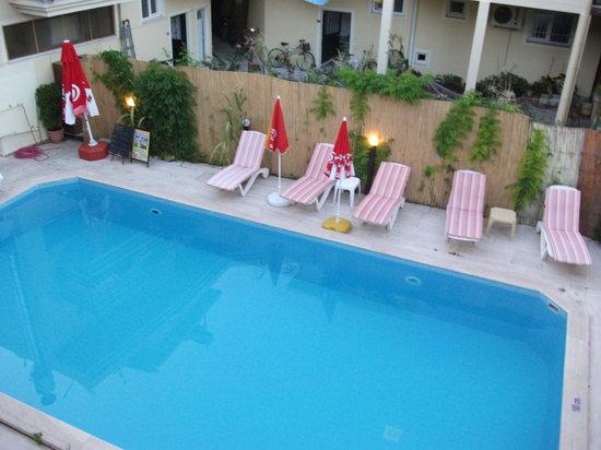 Dipdag Hotel b.b : The swimming pool