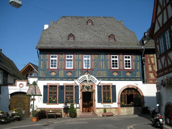 Hattenheim, Alemanha: Aussenansicht