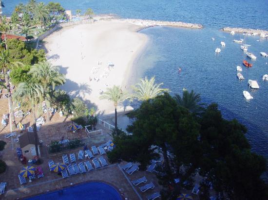 Sirenis Hotel Tres Carabelas & Spa: Vista de la habitación
