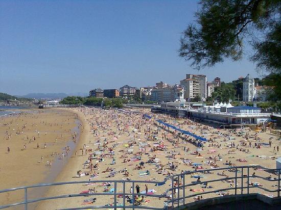 Playa Primera de El Sardinero: Playa del Sardinero
