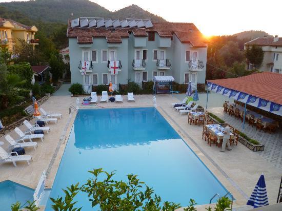 Nevis Hotel: nevis apartments