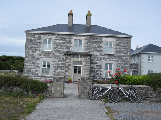 Kilmurvey House Inishmore Aran Islands