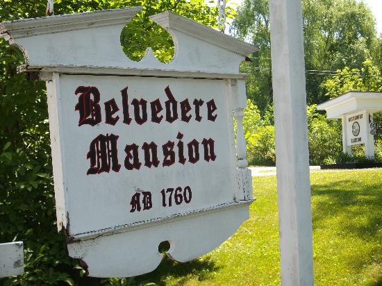 Belvedere Mansion: Lovely Historic Mansion