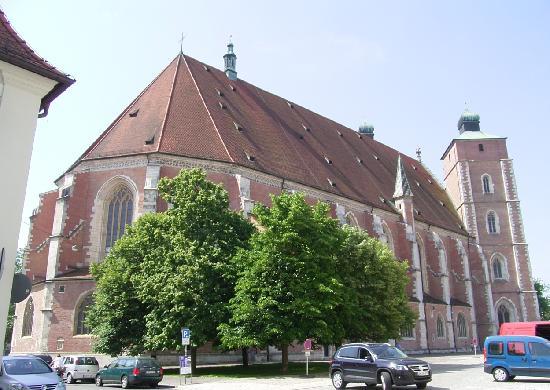 Ingolstadt Franziskerkirche
