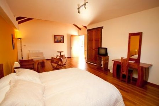 Hotel Villa Antigua: spacious roooms