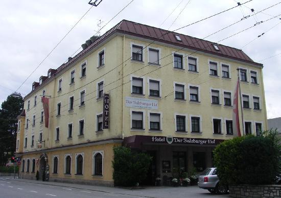 Salzburger Hof Picture Of Der Salzburger Hof Salzburg Tripadvisor