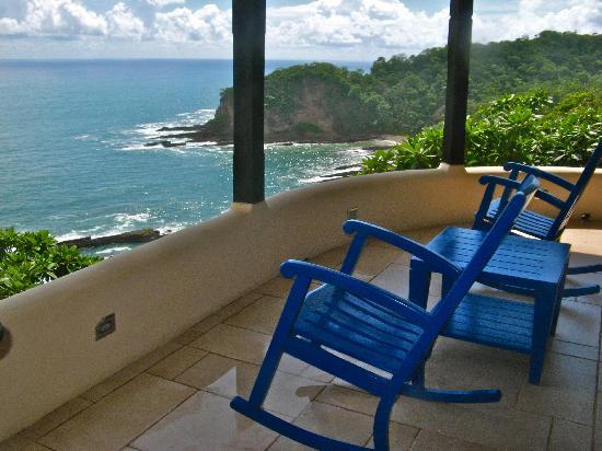 Villa Noche: View from Private Balcony off Master Bedroom