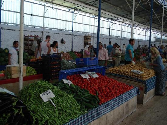 Fethiye Market