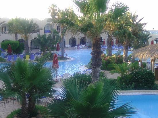 SENTIDO Djerba Beach: jardins