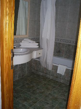 Compostela Beach Golf Club: Bathroom