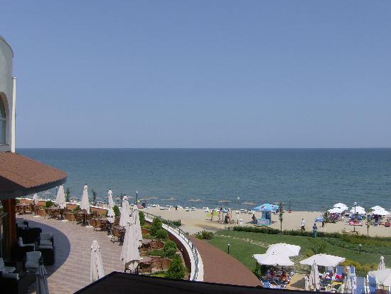 Sol Luna Bay : Lobby bar terrace