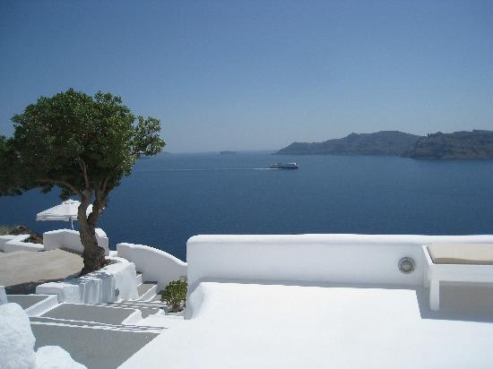 Kirini Suites & Spa: View