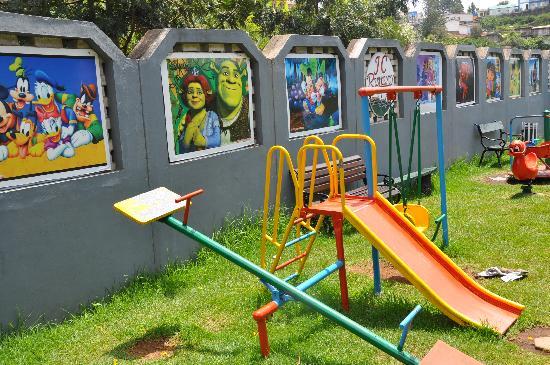 JC Residency: Play Area