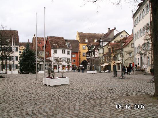 Meersburg (Bodensee), Tyskland: Meersburg
