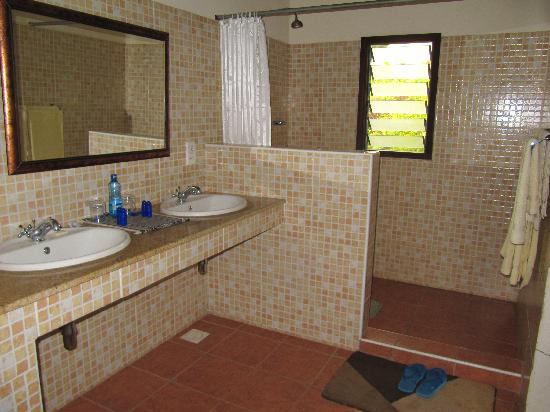 Oltome Resorts: bathroom