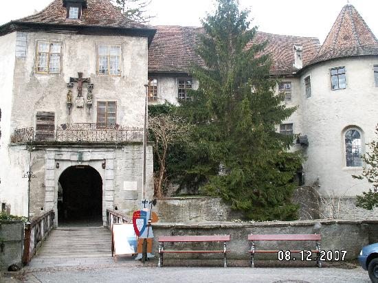 Meersburg (Bodensee), Allemagne : The castle