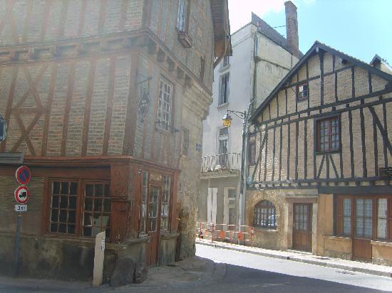 Chez Teresa : The Loire, historic region of France