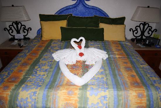 Club Regina Puerto Vallarta: Hotel Room at Regina a little surprise