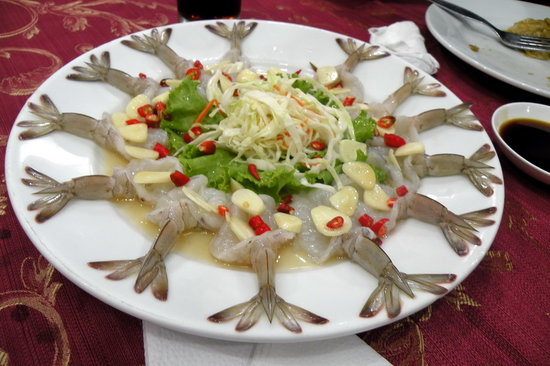 Somboondee Seafood Restaurant: good one~