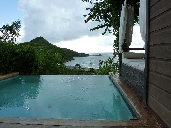 Hermitage Bay: Suite 34 Plunge Pool