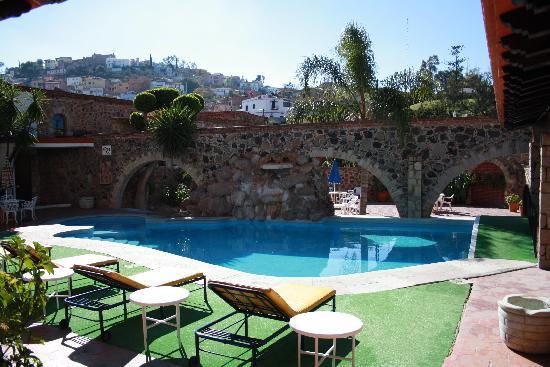 Hotel Real de Minas: Pool