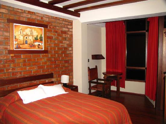 Andina Luxury: River View Room