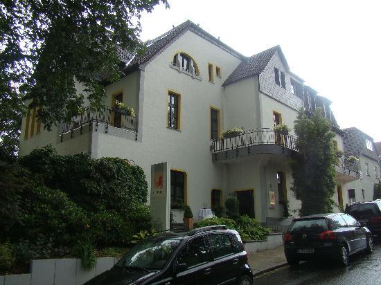 Hotel Residence: vue extérieure de l'hôtel