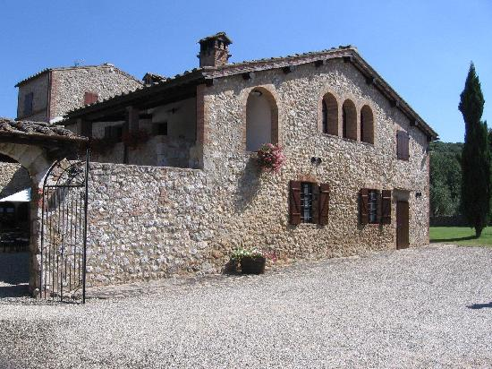 Borgo Gallinaio front view