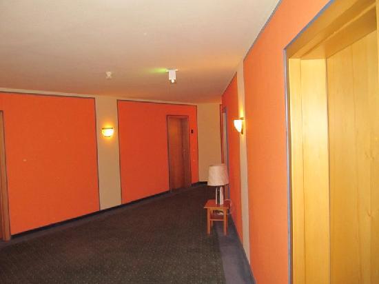 Hotel Tanne: Flur