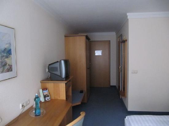 Hotel Tanne : Zimmer