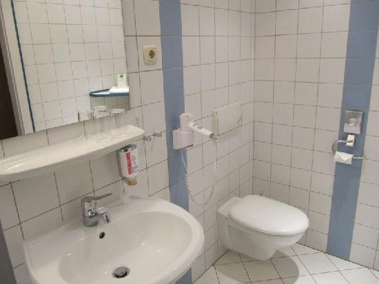 Hotel Tanne: Zimmer (Bad)