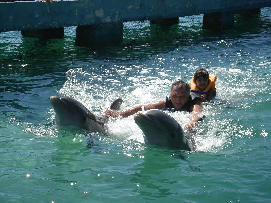 Cayo Largo, Cuba: mi pequeña disfrutó mucho!!