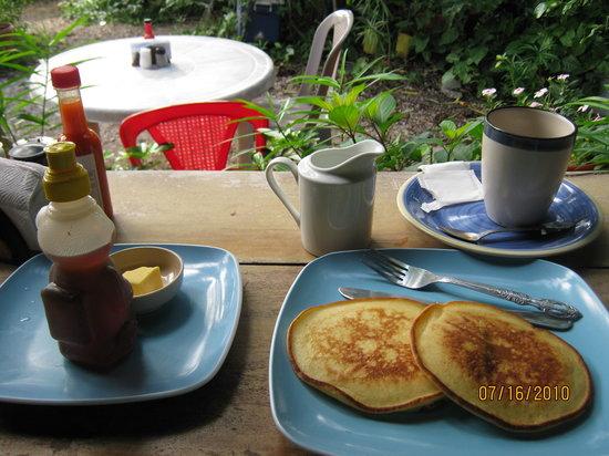 El Cafe Chilero: Mmm...Pancakes