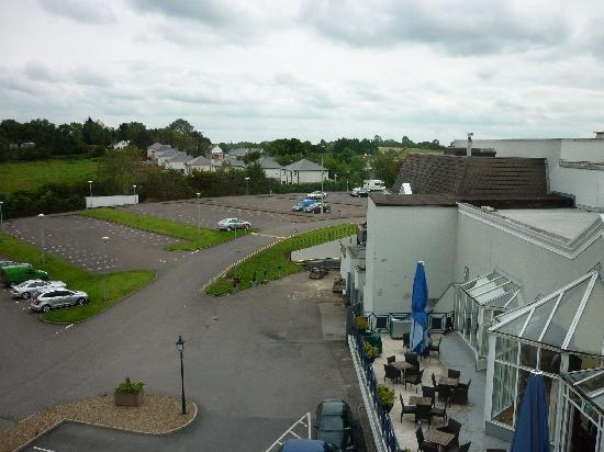 Hillgrove Hotel, Leisure & Spa: View from Bedroom