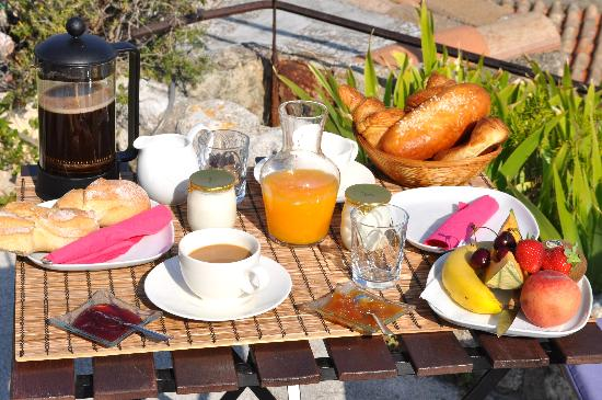 Le Prince Noir : ... and what a wonderful breakfast it was