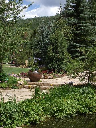 Betty Ford Alpine Gardens : Betty Ford Garden