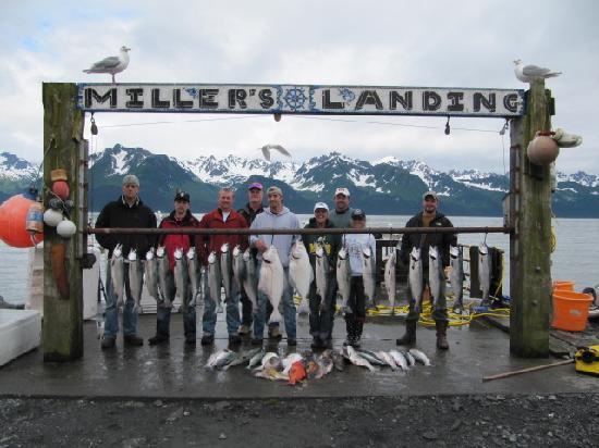 "Miller's Landing : ""Our Fish"""