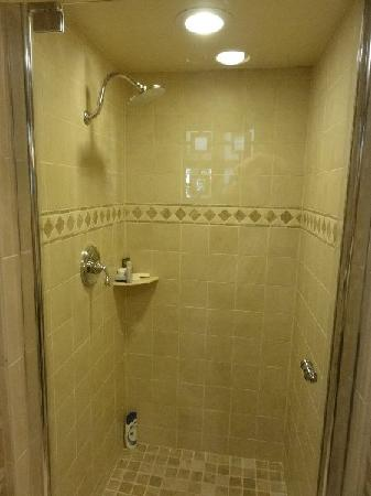 Sycuan Golf Resort: Shower