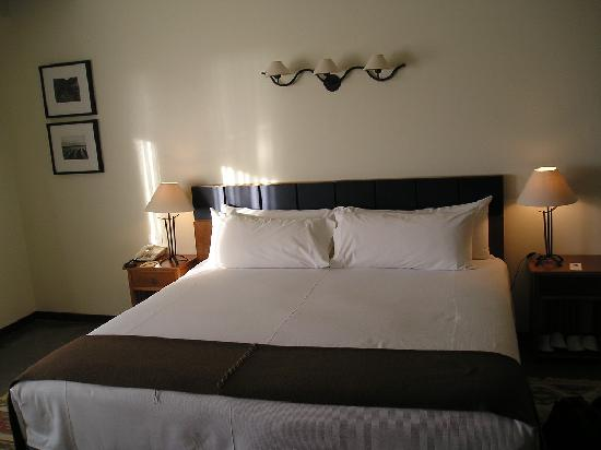 Territorio Hotel: Cama king