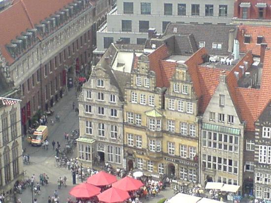 Bremen, Almanya: Marktplatz