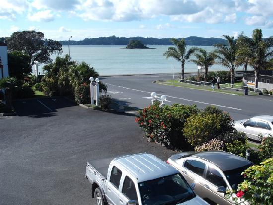 Abel Tasman Lodge: View From Balcony